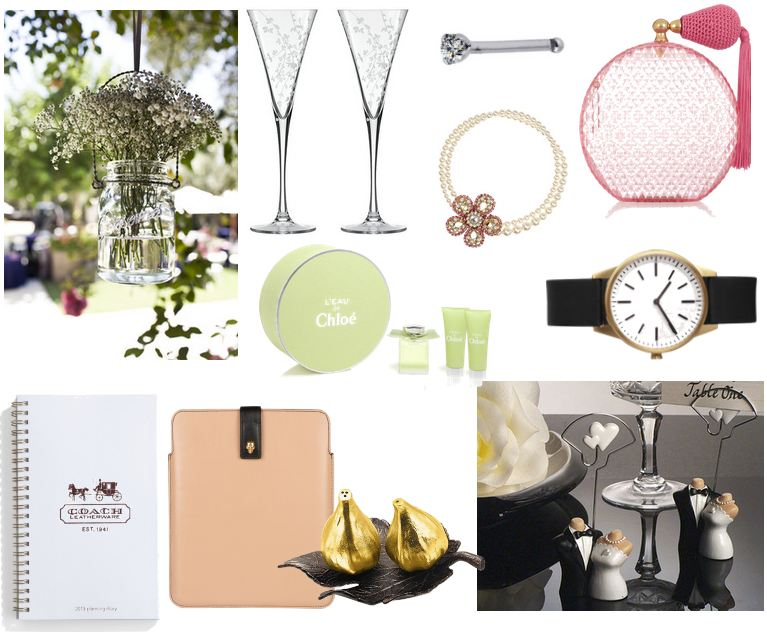 10 Wedding Gift Ideas Hallie Daily