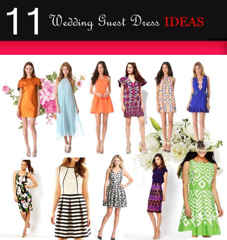 11 wedding guest dress ideas hallie daily for Guest wedding dress ideas