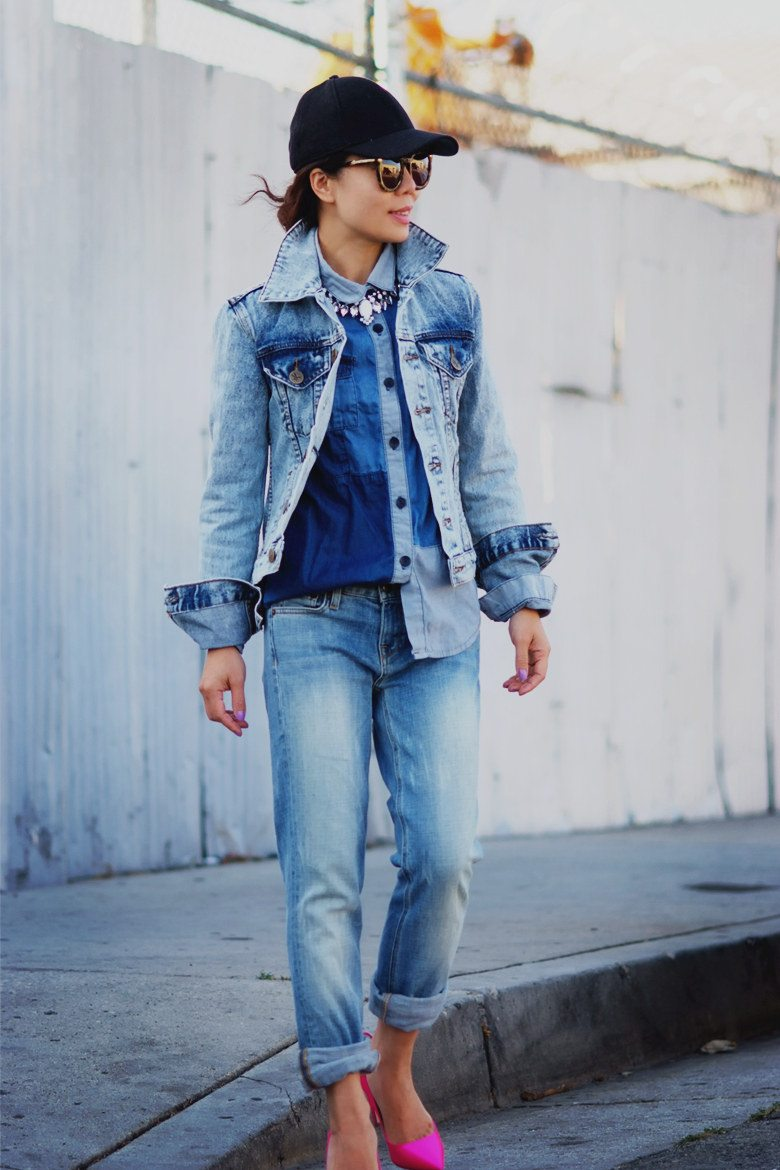 One Teaspoon Denim Shirt HallieDaily One Teaspoon Denim