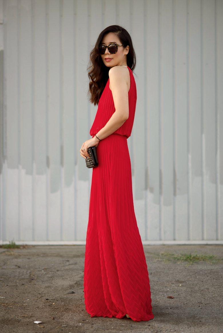 95ec607056a5 HallieDaily Red Maxi Dress 13-1