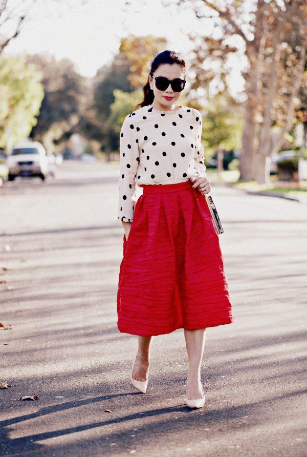 HallieDaily, 50s Style, Girly Style, Ladylike Style, Kate Spade ...