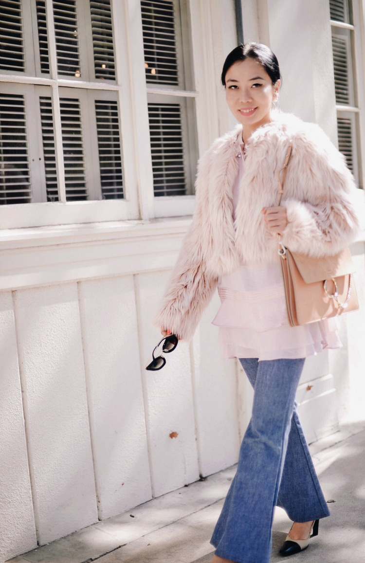 HallieDaily, Style, Street Style, OOTD, Outfit, Red Valentino ...