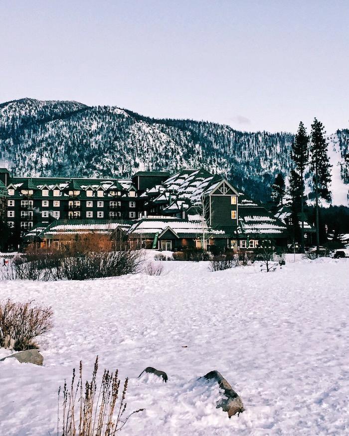 Lake Tahoe Winter Wallpaper Desktop Background: Family Travel To Lake Tahoe, Via: HallieDaily