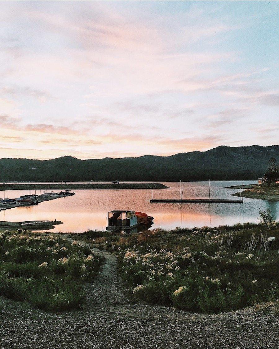 Family Travel Big Bear Lake California Outdoor