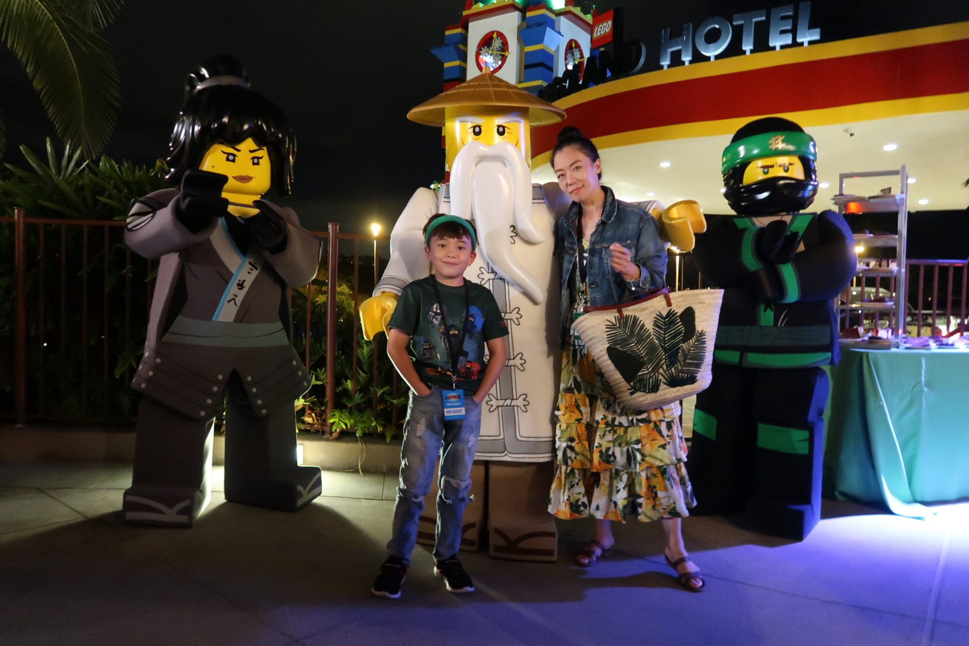What I Learned From the LEGONINJAGOMovie | Hallie Daily