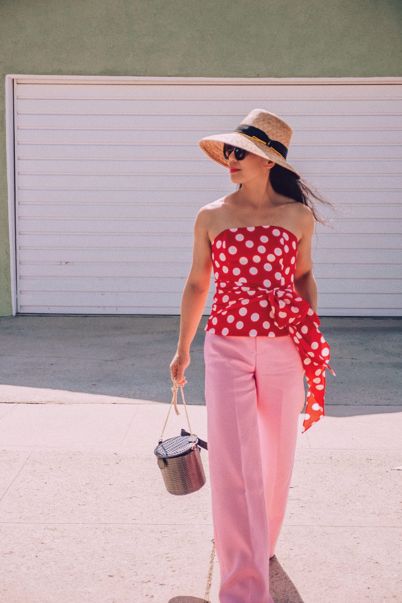 Todays Everyday Fashion: Pink and Red — Js Everyday Fashion
